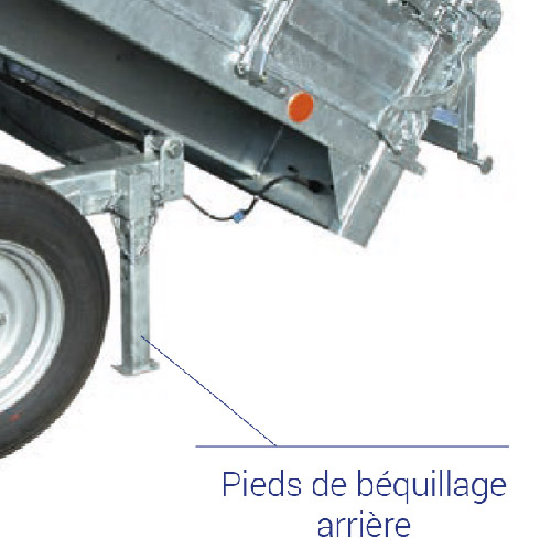 bequille franc trailers